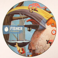 "Fisher - Ya Kidding - 12"" Vinyl"
