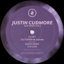 "Justin Cudmore - Acid Series Vol. 2 - 12"" Vinyl"