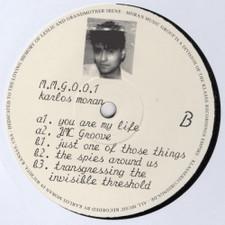 """Karlos Moran - MMG001 - 12"""" Vinyl"""