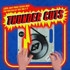 "Aeon Seven - Thunder Cuts - 7"" Vinyl"