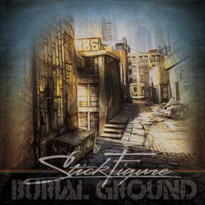 Stick Figure - Burial Ground - 2x LP Vinyl