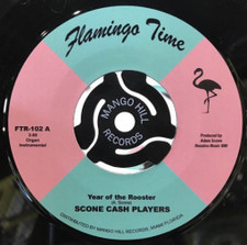 "Scone Cash Players - Year Of The Rooster / Dos Phoenix - 7"" Vinyl"