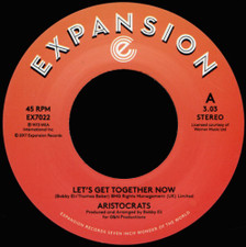 "Aristocrats - Let's Get Together Now - 7"" Vinyl"