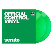 Serato Performance Series - Control Vinyl Green - 2x LP Vinyl