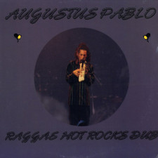 Augustus Pablo - Raggae Hot Rocks Dub - LP Vinyl