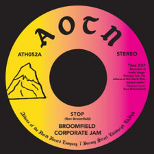 "Broomfield Corporate Jam - Stop / Doin' It Our Way - 7"" Vinyl"
