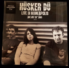 Husker Du - Live In Minneapolis August 28th 1985 - LP Vinyl