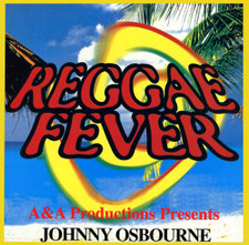 Johnny Osbourne - Reggae Fever - LP Vinyl