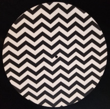 Twin Peaks - Red Room Floor - Single Slipmat
