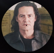 Twin Peaks - Bad Cooper - Single Slipmat