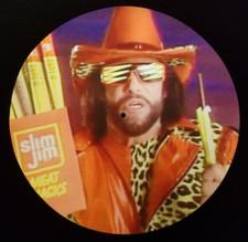 Randy 'Macho Man' Savage - Snap Into A Slim Jim - Single Slipmat