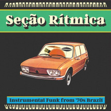 Various Artists - Secao Ritmica: Instrumental Funk From '70s Brazil - LP Vinyl