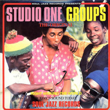 Various Artists - Studio One Groups - 2x LP Vinyl