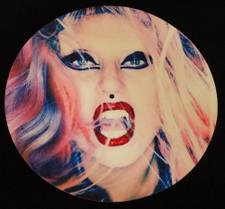Lady Gaga - Born This Way 2 - Single Slipmat
