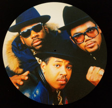 Run-DMC - Group Color - Single Slipmat
