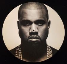 Kanye West - Yeezus - Single Slipmat