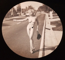 Madonna - Sex - Single Slipmat