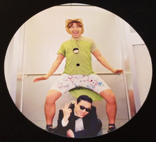 Psy - Gangnam Style - Single Slipmat