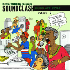 King Tubby - King Tubby's Soundclash Dubplate Style Pt. 2 - LP Vinyl