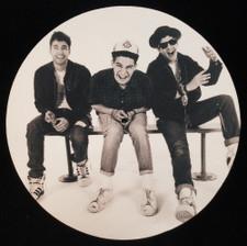 Beastie Boys - 80's Group Shot - Single Slipmat
