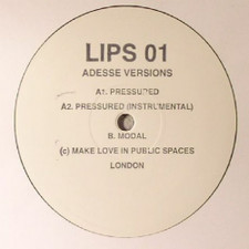 "Adesse Versions - Pressured - 12"" Vinyl"
