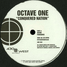 Octave One Cymbolic 2x Lp Vinyl Ear Candy Music