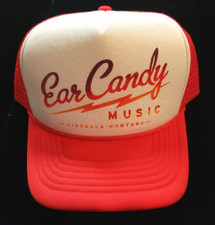 Ear Candy - Trucker Hat (Sunset) - Hat