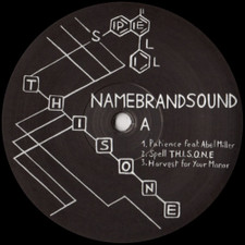 """NameBrandSound - Spell T.H.I.S.O.N.E. - 12"""" Vinyl"""
