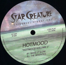 "Hotmood - Vol. 5 - 12"" Vinyl"