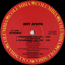 "Roy Ayers - Programmed For Love - 12"" Vinyl"