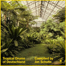 Various Artists - Tropical Drums Of Deutschland - 2x LP Vinyl