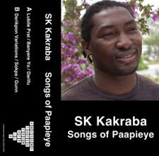 SK Kakraba - Songs Of Paapieye - Cassette