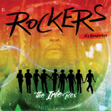 Various Artists - Rockers: The Irie Box - 2x LP Colored Vinyl Box Set+DVD+Blu Ray