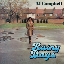 Al Campbell - Rainy Days - LP Vinyl