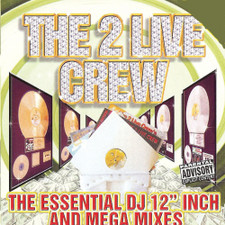 "The 2 Live Crew - Essential DJ 12"" & Mega Mixes - 2x LP Vinyl"