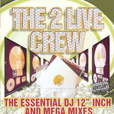 """The 2 Live Crew - Essential DJ 12"""" & Mega Mixes - 2x LP Vinyl"""