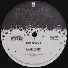 "O Jays - Love Train / Love Music / Back Stabbers - 12"" Vinyl"