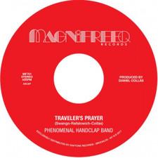"Phenomenal Handclap Band - Traveler's Prayer / Stepped Into The Light - 7"" Vinyl"