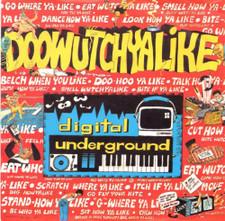 "Digital Underground - Doowutchyalike - 12"" Vinyl"