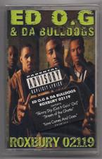 Ed O.G. & Da Bulldogs - Roxbury 02119 - Cassette
