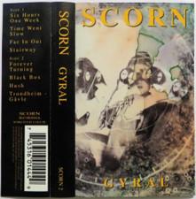 Scorn - Gyral - Cassette