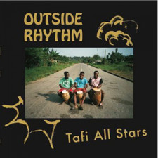 Tafi All Stars - Outside Rhythm - LP Vinyl