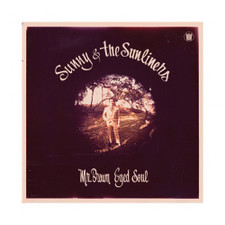 Sunny & The Sunliners - Mr. Brown Eyed Soul - LP Vinyl