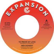 "Ned Doheny - To Prove My Love - 7"" Vinyl"