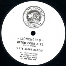 "Alter Echo & E3 - Late Night Dance - 12"" Vinyl"