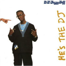 DJ Jazzy Jeff & The Fresh Prince - He's The DJ, I'm The Rapper - 2x LP Vinyl