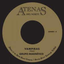 "Grupo Magnetico - Vampiras - 7"" Vinyl"