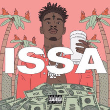 21 Savage - Issa Album - 2x LP Vinyl