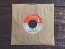 "Jr. Thomas & The Volcanos - What A Shame - 7"" Vinyl"