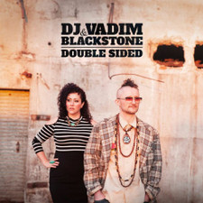 DJ Vadim & Blackstone - Double Sided - 2x LP Vinyl